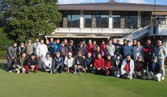 第50回大分支店朝銀会ゴルフコンペ